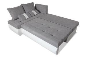 gino corner sofa bed