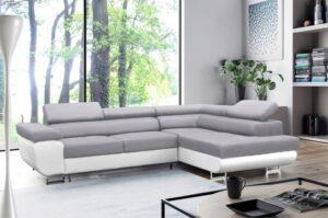 Soprano Corner Sofa Bed